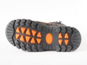 "Ортопедические демисезонные ботинки 404-2 ( ТМ ""Zdrava Obuvka"" Украина)"