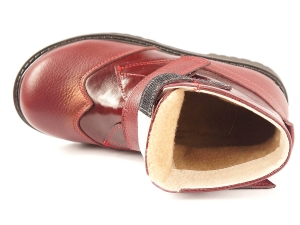 "Ортопедические демисезонные ботинки 401-1 ( ТМ ""Zdrava Obuvka"", Украина)"