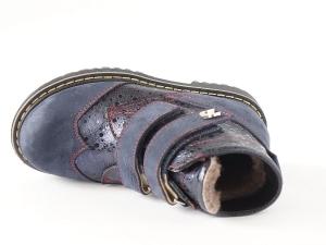 "Ортопедические зимние ботинки 501-11 ( ТМ ""Zdrava Obuvka"", Украина)"